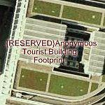 """{RESERVED} Anonymous Tourist Building Footprint"""