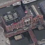 Old Power Plant Building in Baltimore's Inner Harbor
