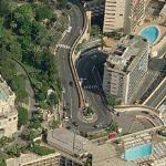 Curva Loews Gp Monaco F1