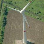 Huge Wind Turbine