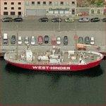 West-Hinder III Lightvessel