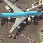 Korean Air - HL7482 at LAX