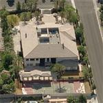 Michael Jackson's Rented House (former)