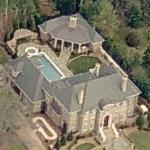 Jimmie Johnson's House