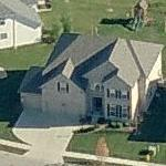 Brandon Stokley's House