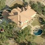 Tony parker house