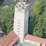 Water tower Böblingen (on US military facility)