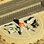 Edwards AFB's Century Circle