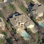 Dell Curry's House