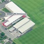 Melwood - Liverpool FC's training ground