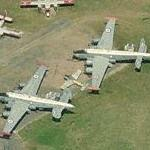 Two Avro Shackleton Mk3 PH3