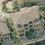 Darren Sharper's Home